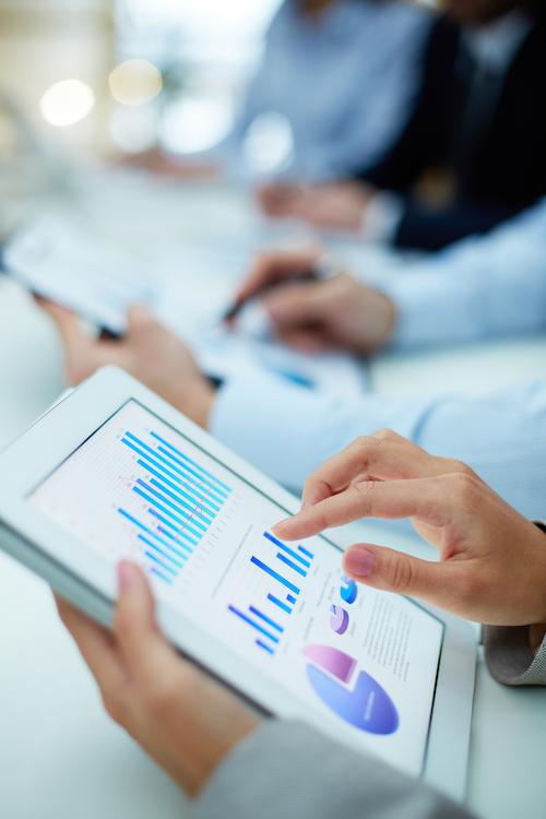 Obtaining Financial statistics