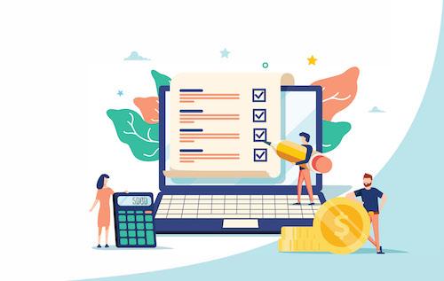 Wear Accountants Working Process